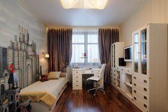 Дизайн интерьера комнаты в Воронеже