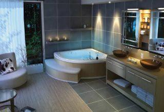 Фото варианты Дизайн ванной комнаты в Воронеже