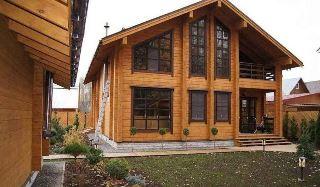 Проекты домов из бруса 9х9