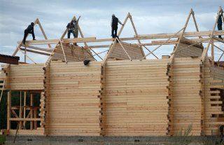 Проекты домов из бруса 5х6 в Воронеже