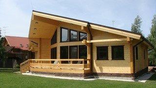 Проекты домов из бруса до 200кв.м