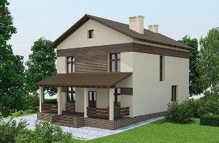 Проекты домов из кирпича 9х10 в Воронеже