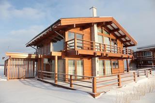 Строительство каркасных домов в стиле шале в Воронеже под ключ