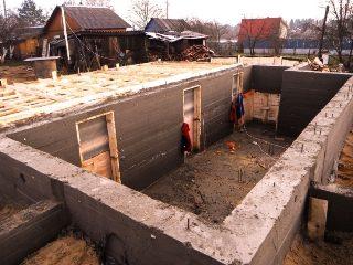 Строительство домов с цокольным этажом в Воронеже под ключ