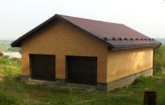 Строительство гаража в Воронеже