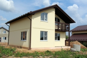 Строительство домов под ключ в Воронеже