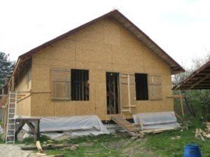 Щитовые дачные дома под ключ в Воронеже