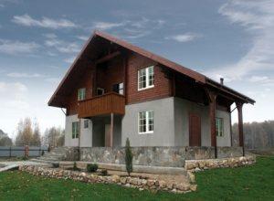 Строительство комбинированных домов в Воронеже