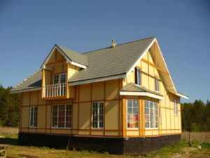 Дома под ключ в Воронежской области
