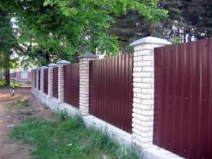 Строительство заборов в Воронеже