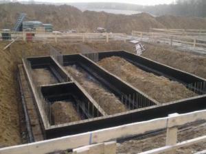Строительство фундамента в Воронеже