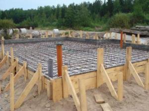 Строительство монолитных фундаментов в Воронеже