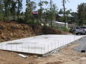 Строительство фундамента под ключ в Воронеже