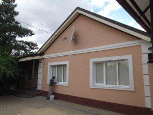 Фасадная отделка домов в Воронеже