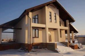 Построить коттедж под ключ в Воронеже