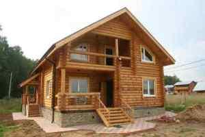 Построить дом из сруба в Воронеже
