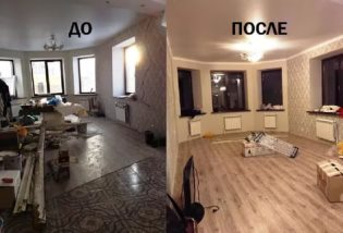Ремонт квартир под ключ в Воронеже