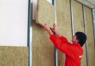 Шумоизоляция стен в квартире в Воронеже