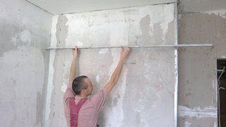 Выравнивание стен в Воронеже