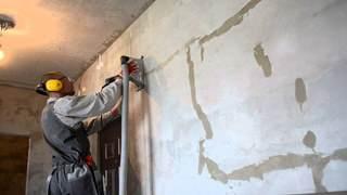 Штробление стен в Воронеже