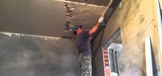 Выравнивание потолка в Воронеже