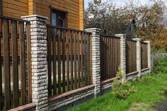 Заборы для дачи в Воронеже