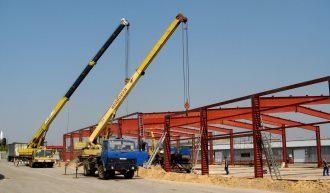 Строительство производственных зданий Воронеж