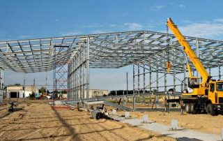 Строительство складов в Воронеже