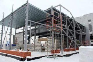 Строительство автосалонов в Воронеже
