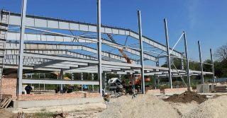 Строительство торговых центров в Воронеже