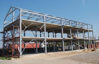 Строительство офисных зданий в Воронеже